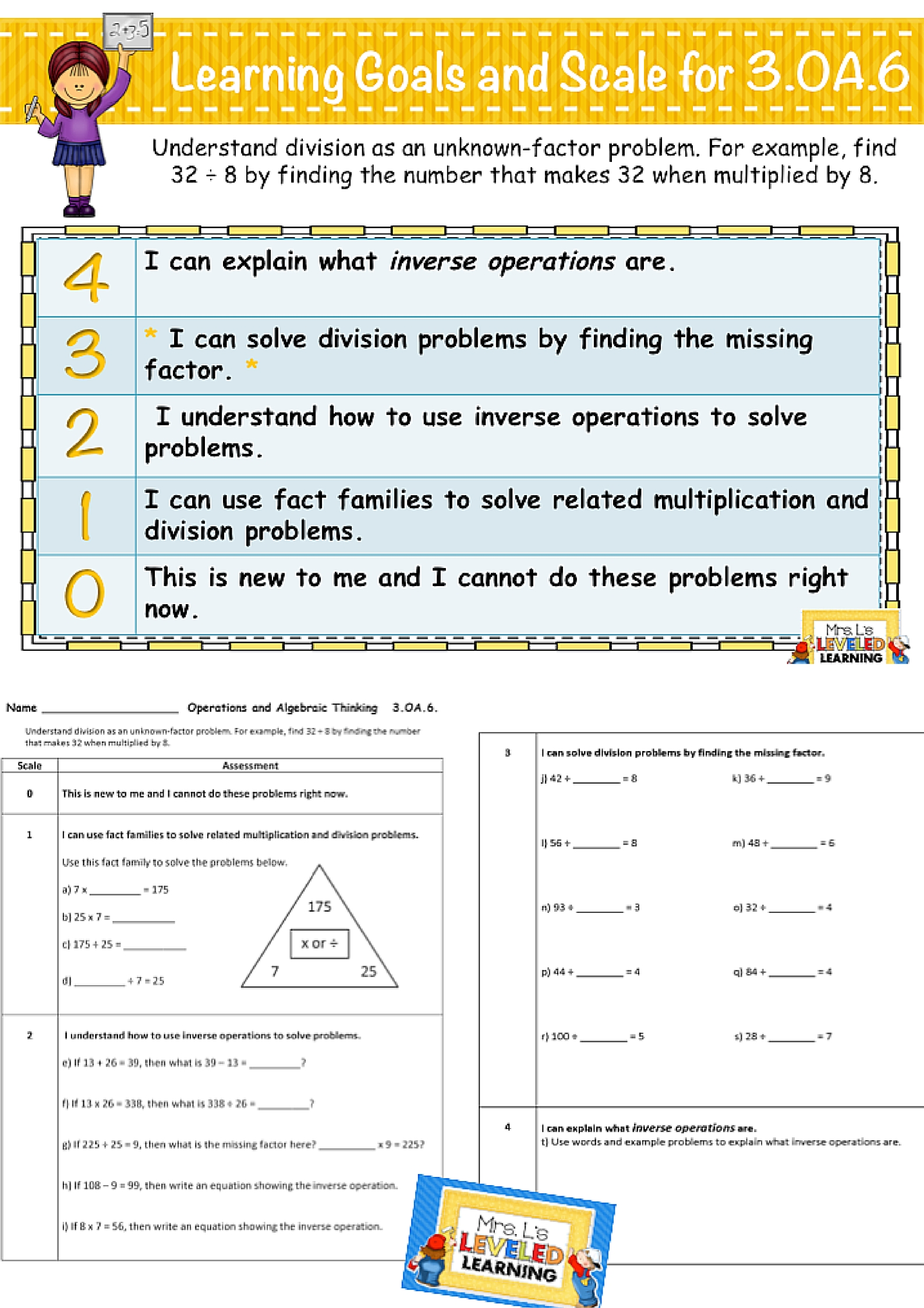 5 Steps to Creating Successful Common Core Scales for Student Learning