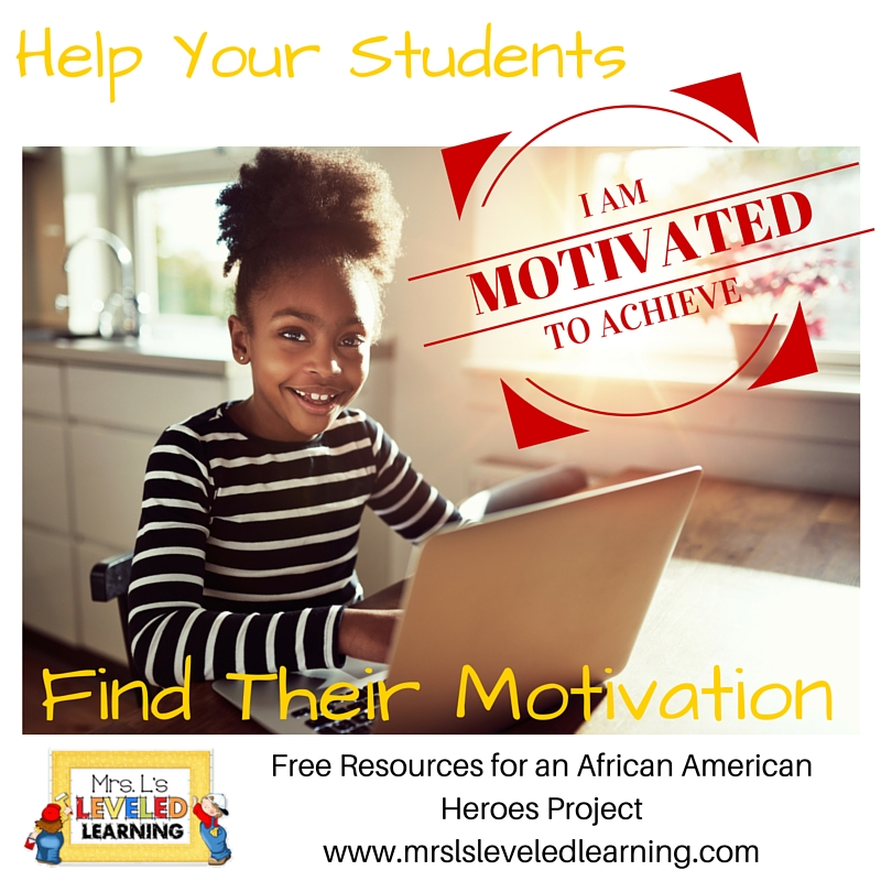 African American Heroes Project to Motivate