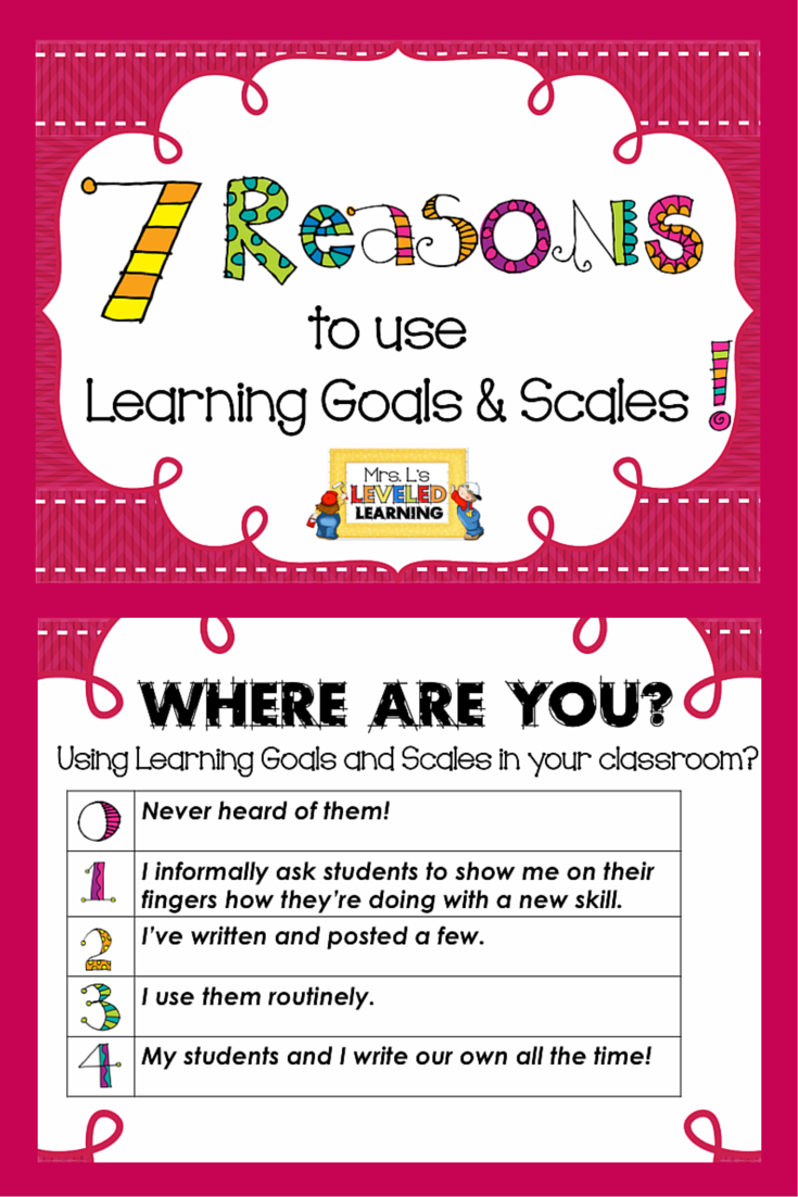 Top 7 Reasons to Use Marzano Scales