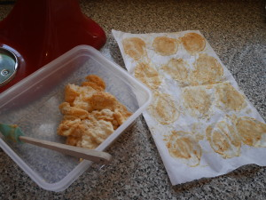 mushy merengues