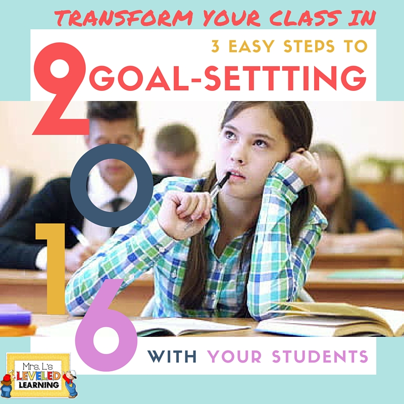Goal Setting With Students Increases Progress