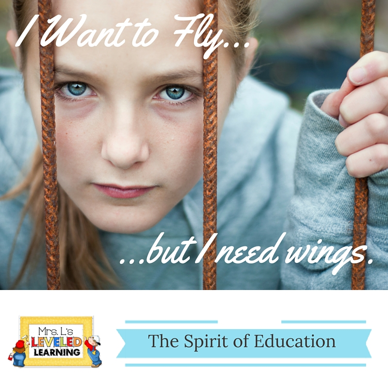 """I Want to Fly"" is the Spirit of Education"
