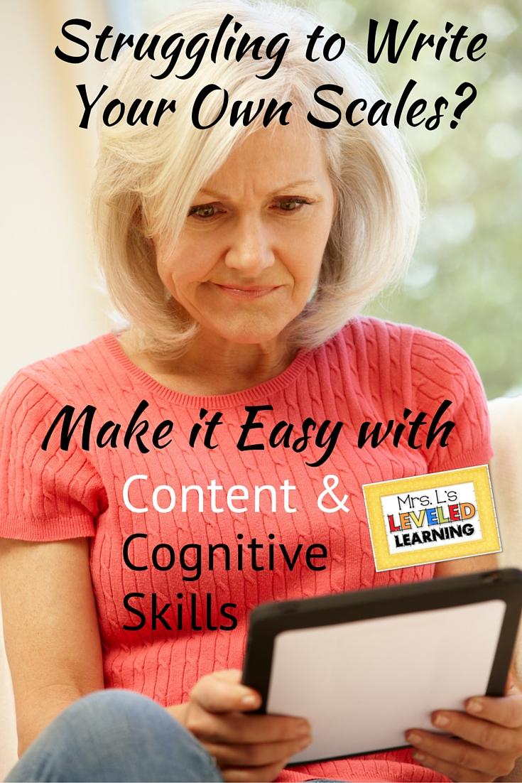 CONTENT & Cognitive Skills Posts