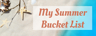Blog Blowout Bucket List
