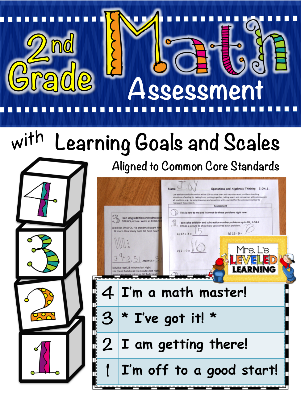 Mrs  L's Leveled Learning | Successful Differentiation with